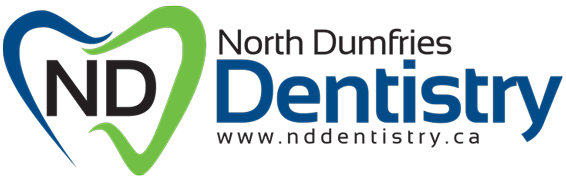 North Dumfries Dentistry Sticky Logo Retina