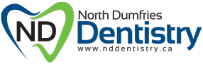 North Dumfries Dentistry Sticky Logo